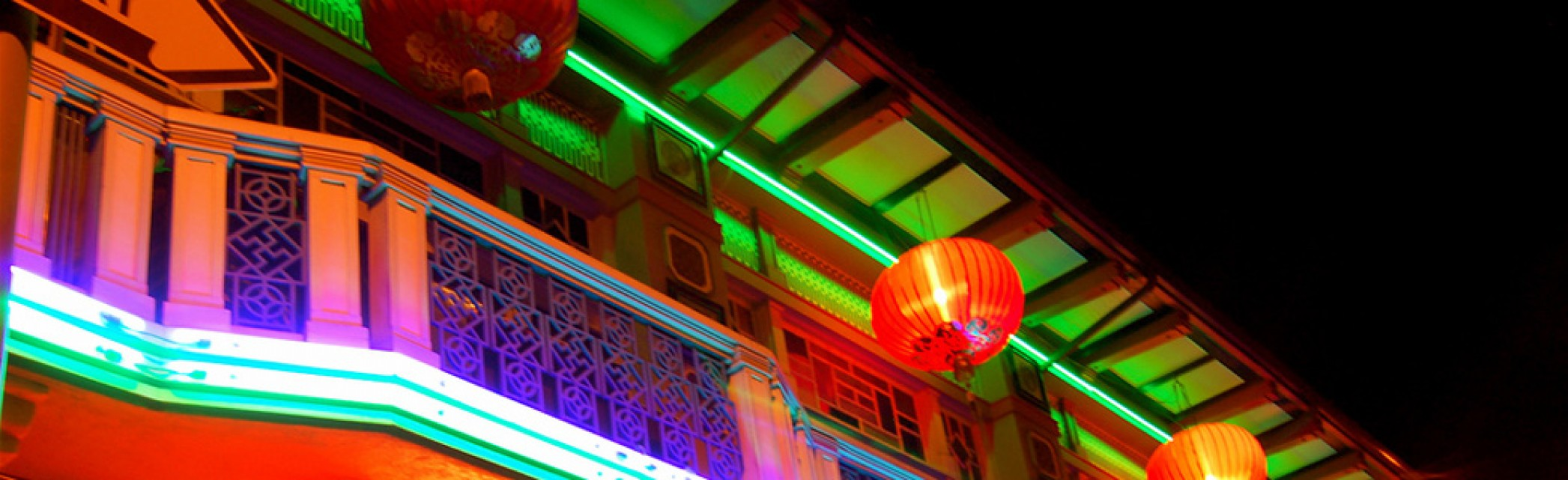 Chinatown Lights