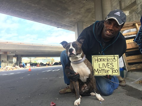 UN decries Oakland homelessness as 'cruel'